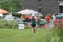Coming into the finish.